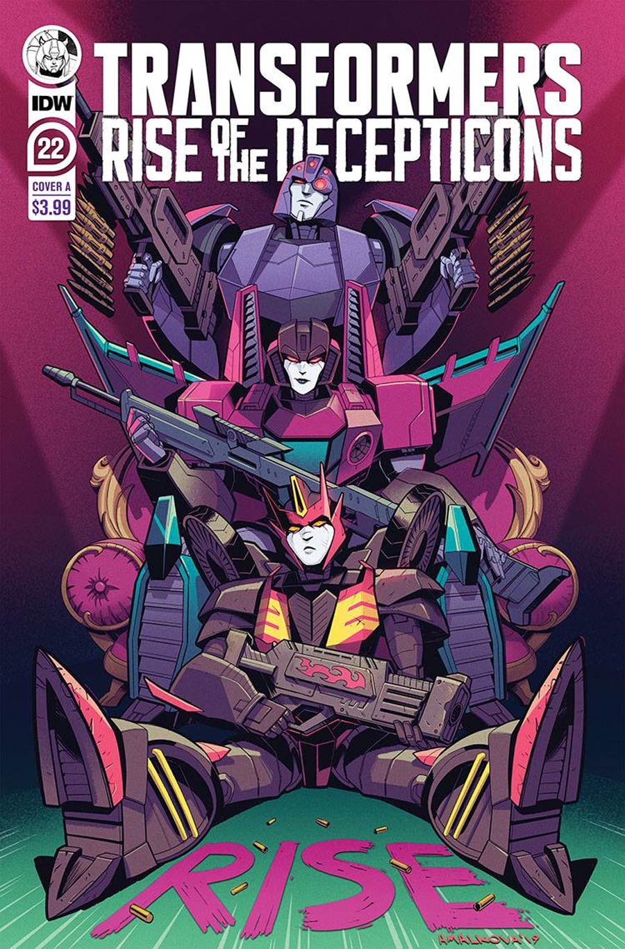 Transformers #22 (2020)