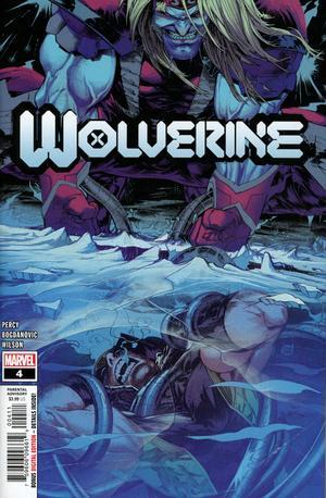 Wolverine #4 (2020)