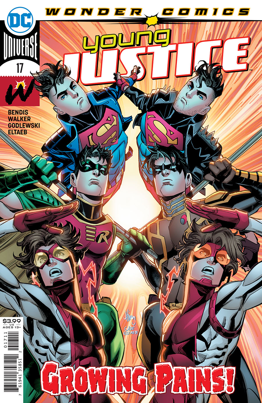 Young Justice #17 (2020)