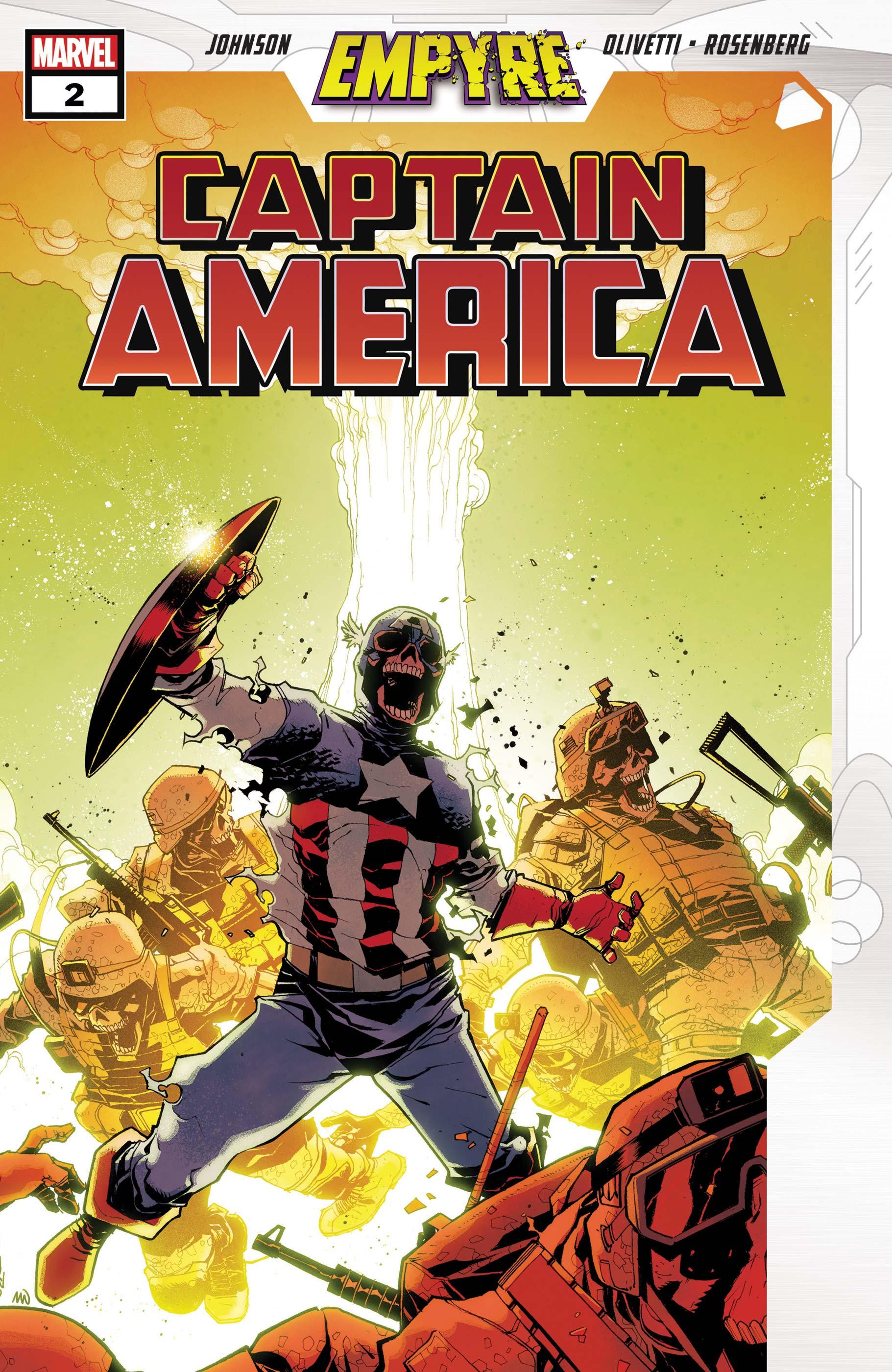 Empyre: Captain America #2 (2020)