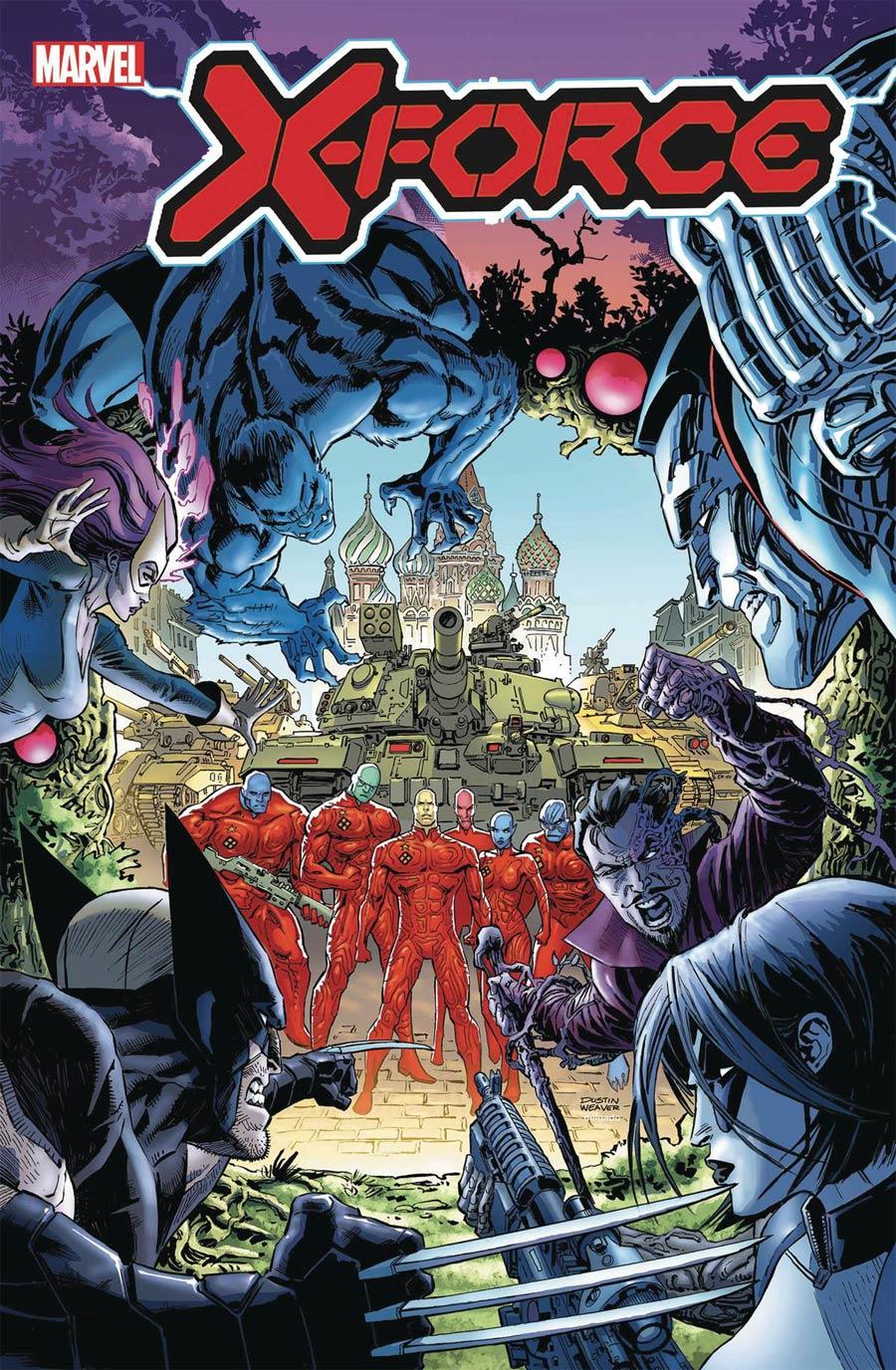 X-Force #12 (2020)