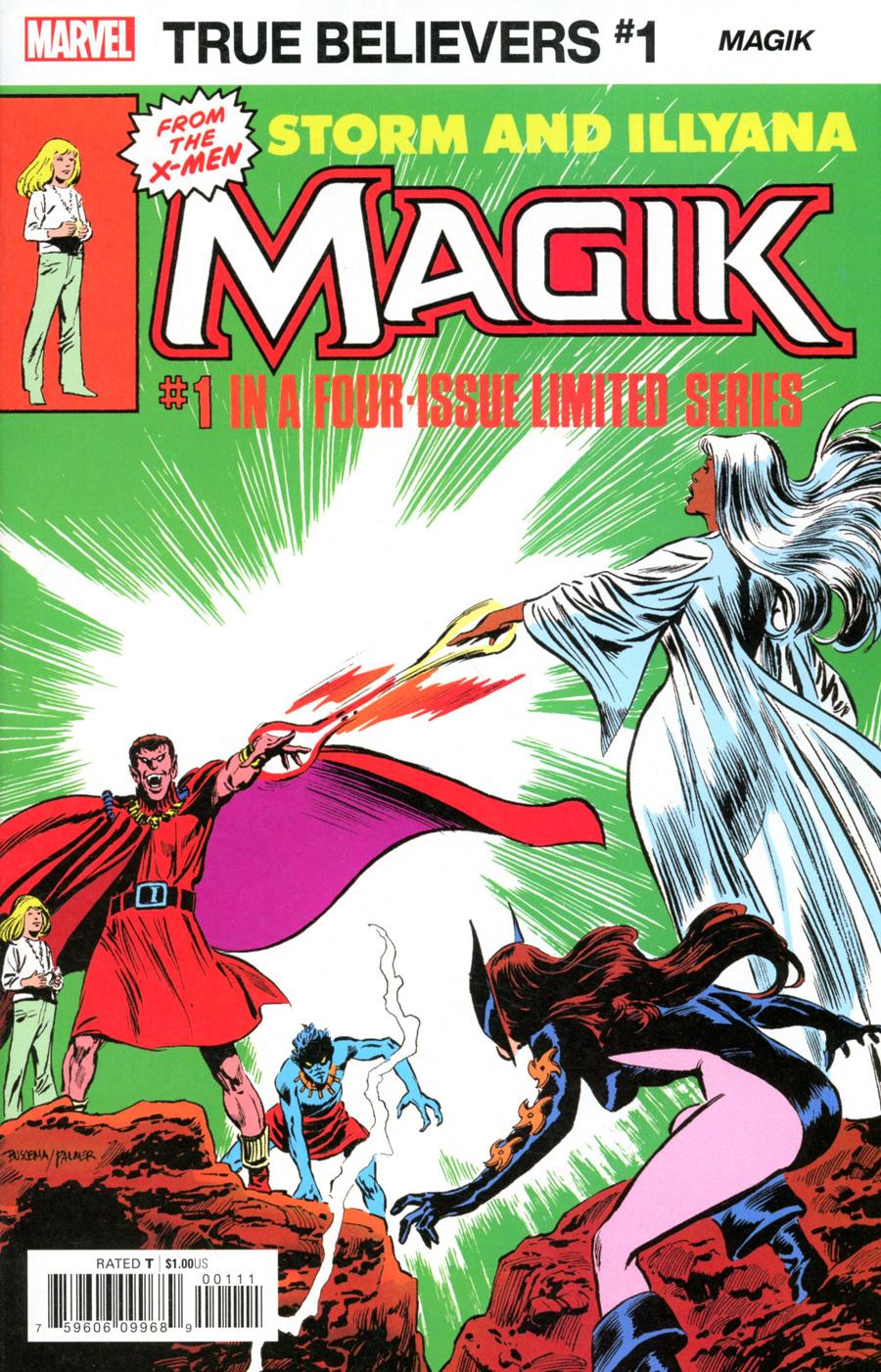 True Believers: X-Men - Magik #1