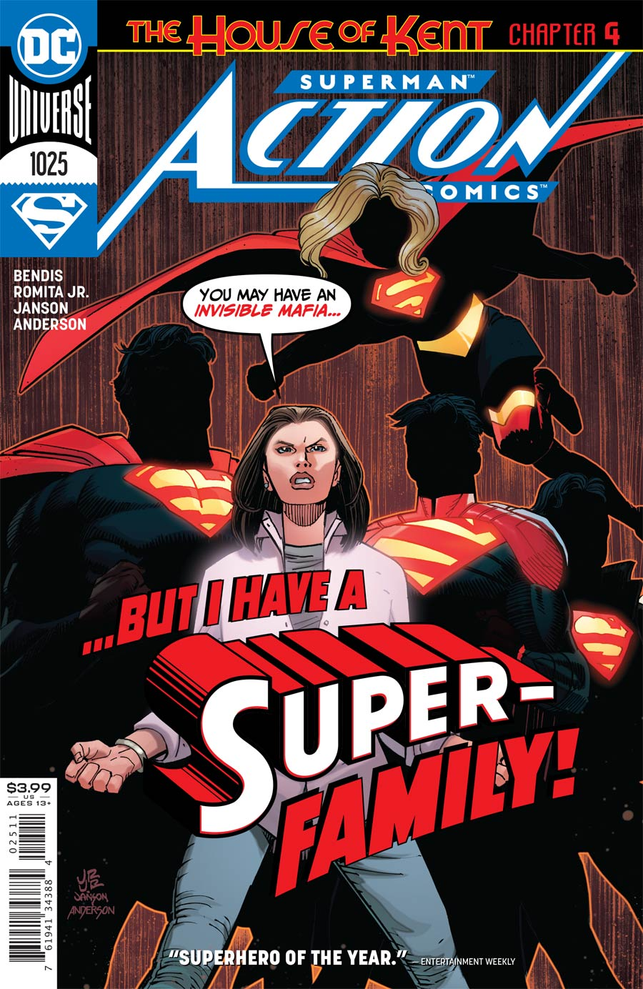 Action Comics #1025 (2020)