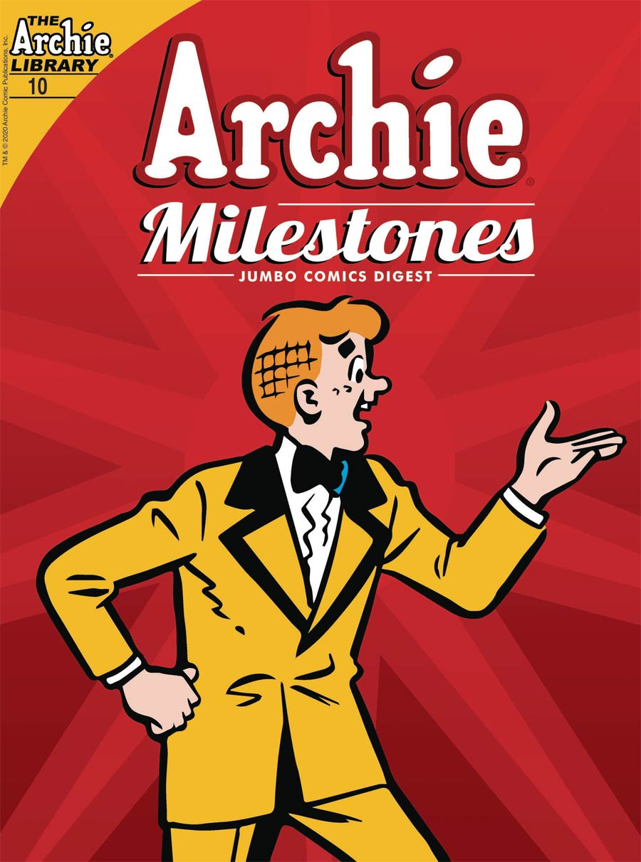 Archie Milestones Jumbo Comics Digest #10 (2020)