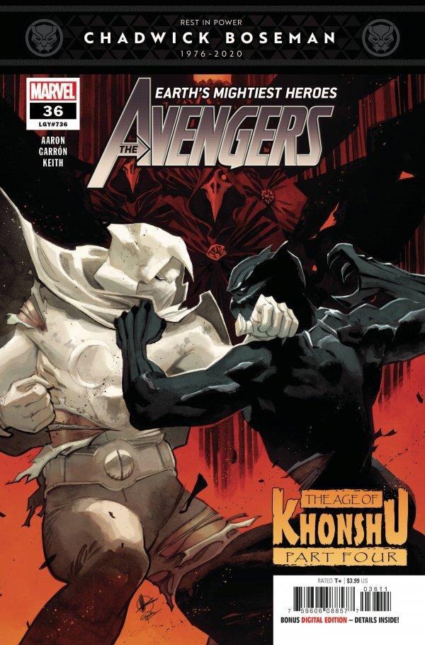 Avengers: Earth's Mightiest Heroes #36 (2020)