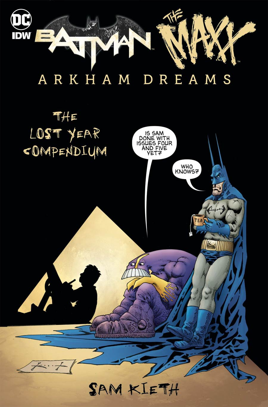 Batman / The Maxx: Arkham Dreams - Lost Year Compendium #1