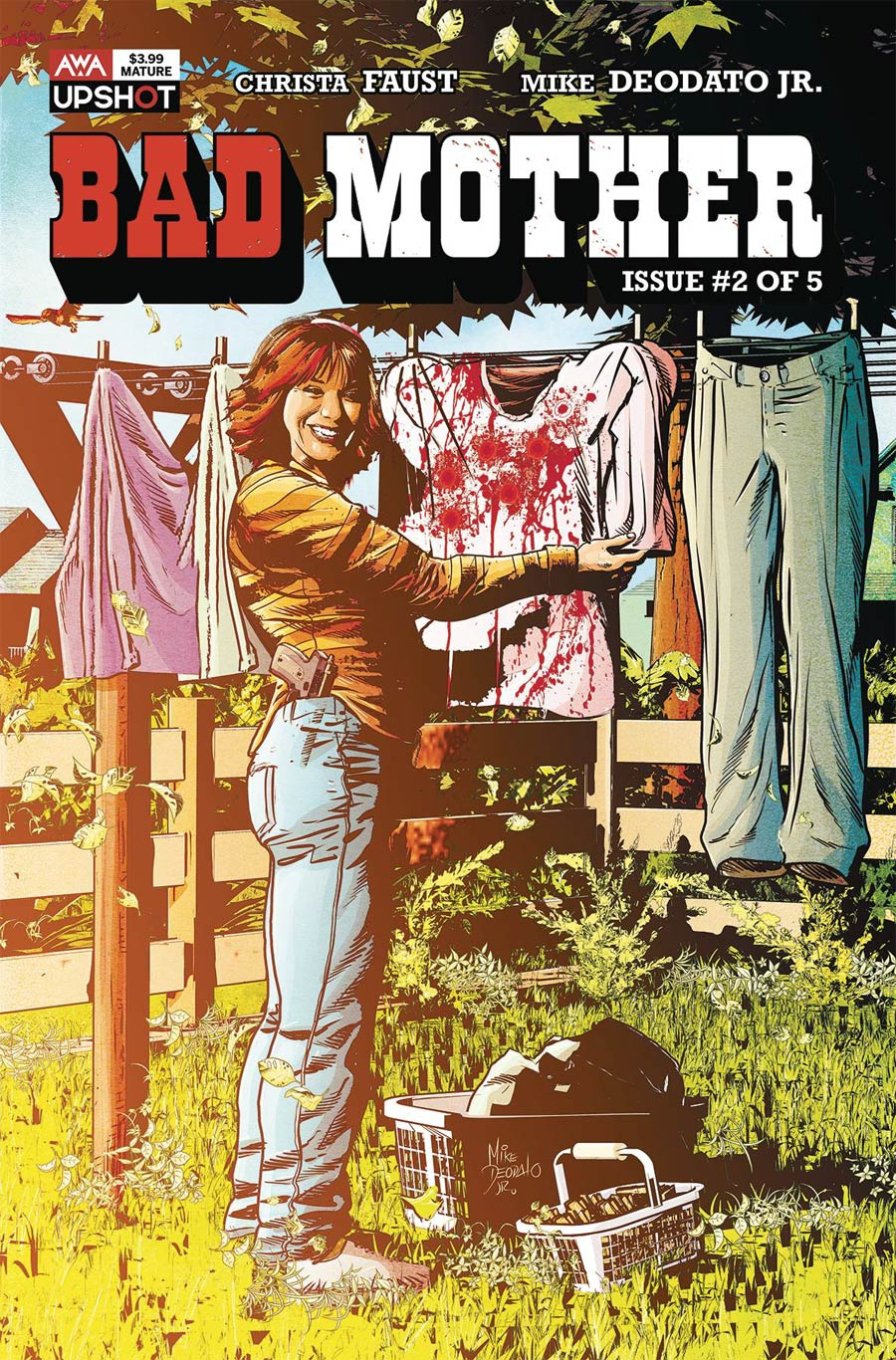 Bad Mother #2 (2020)