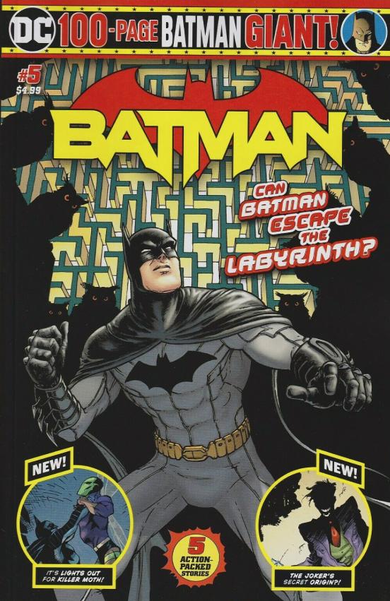 Batman 100-Page Giant (Walmart) #5 (2020)