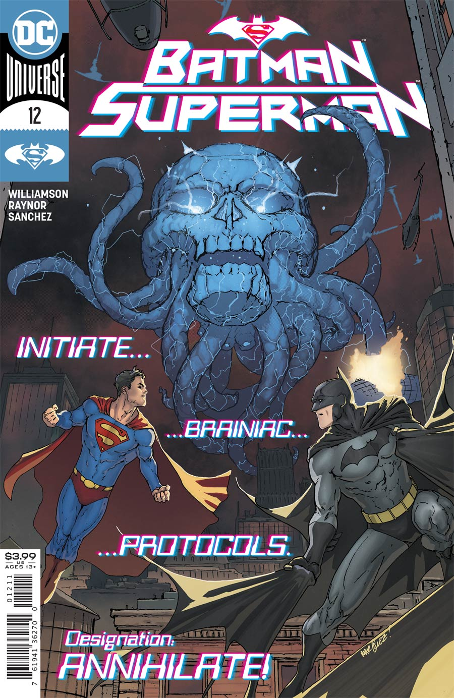Batman / Superman #12 (2020)