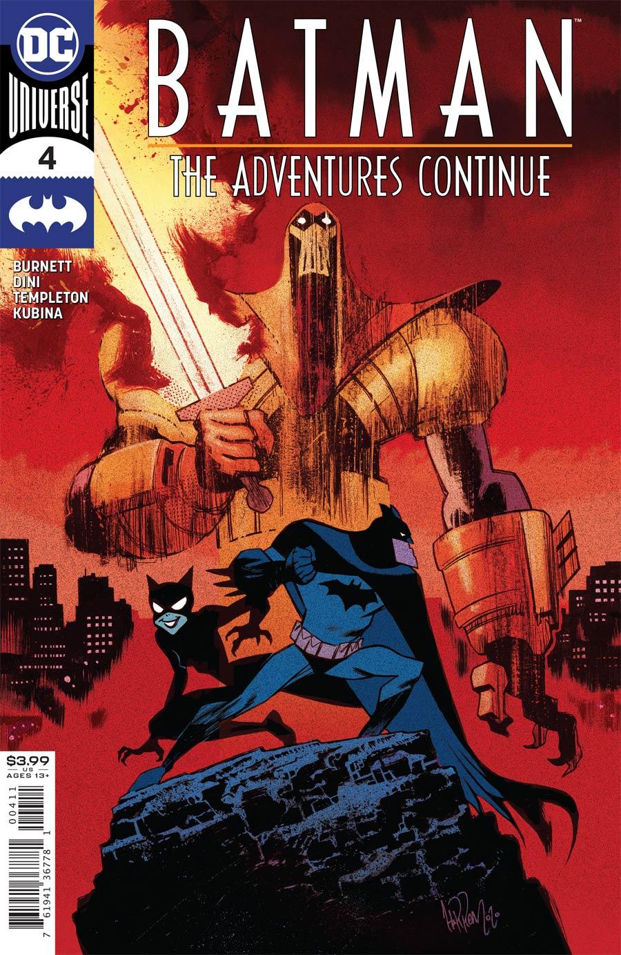 Batman: The Adventures Continue #4 (2020)