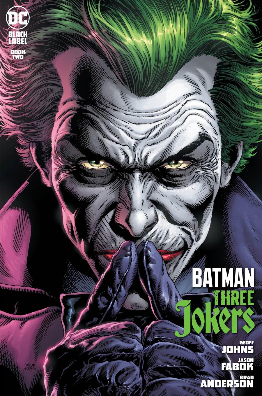 Batman Three Jokers #2 (2020)