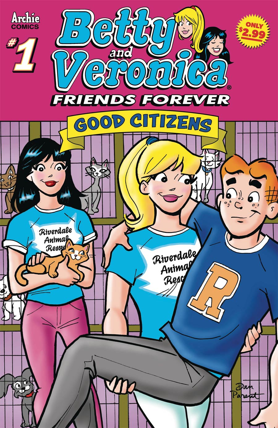 Betty And Veronica Friends Forever #11