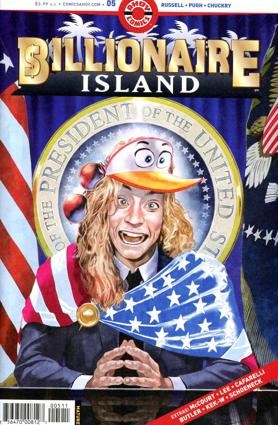 Billionaire Island #5 (2020)
