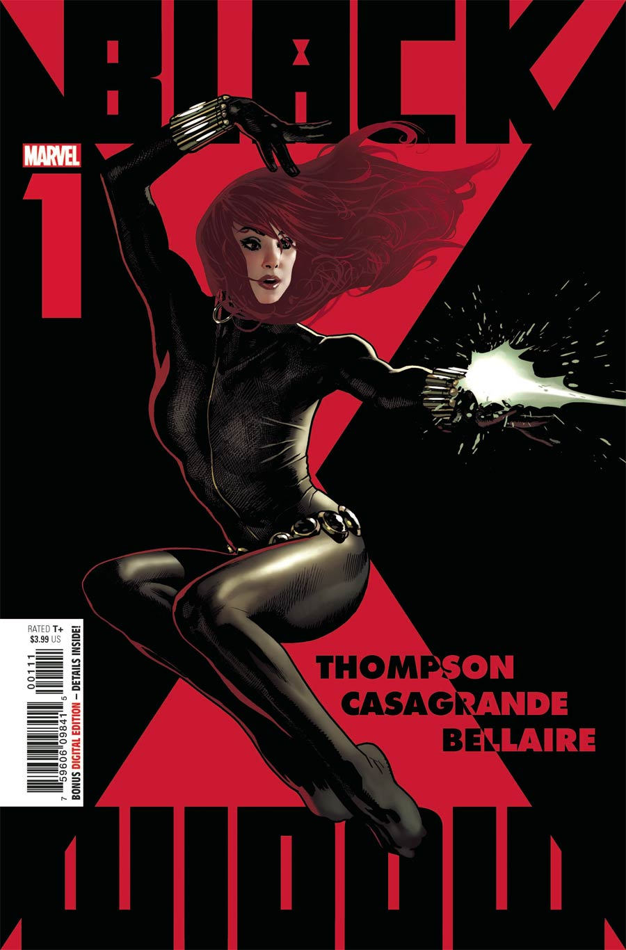 Black Widow #1 (2020)