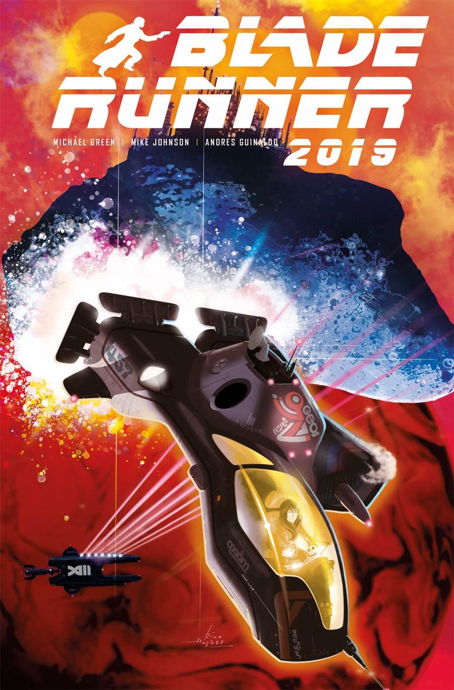 Blade Runner 2019 #10 (2020)