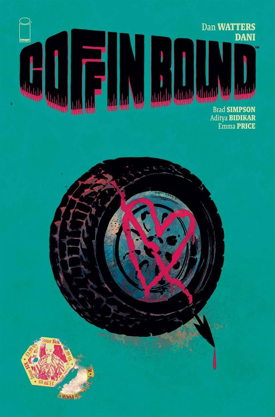 Coffin Bound #6 (2020)