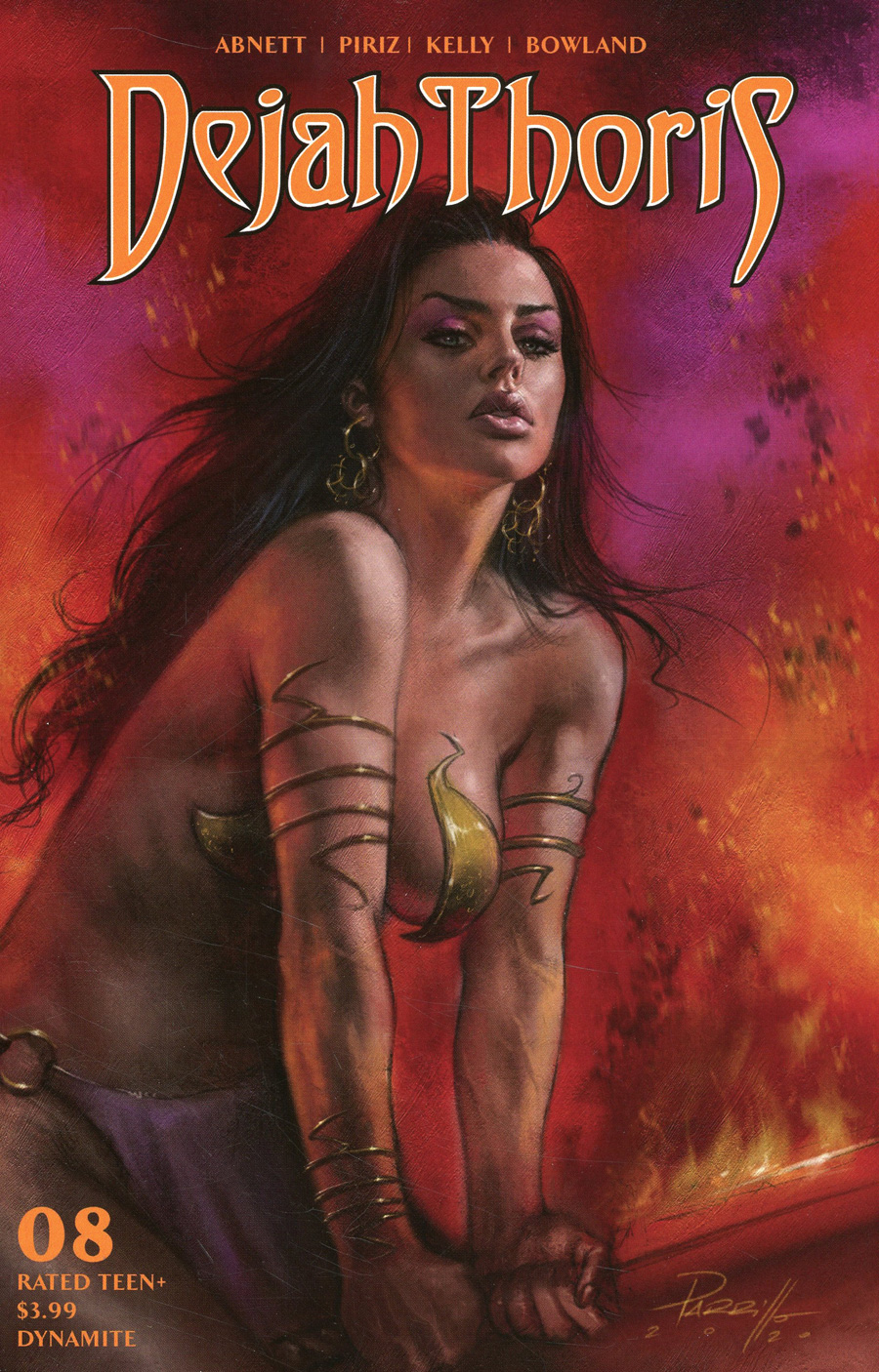 Dejah Thoris #8 (2020)