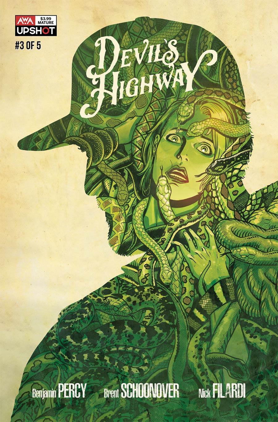 Devils Highway #3 (2020)