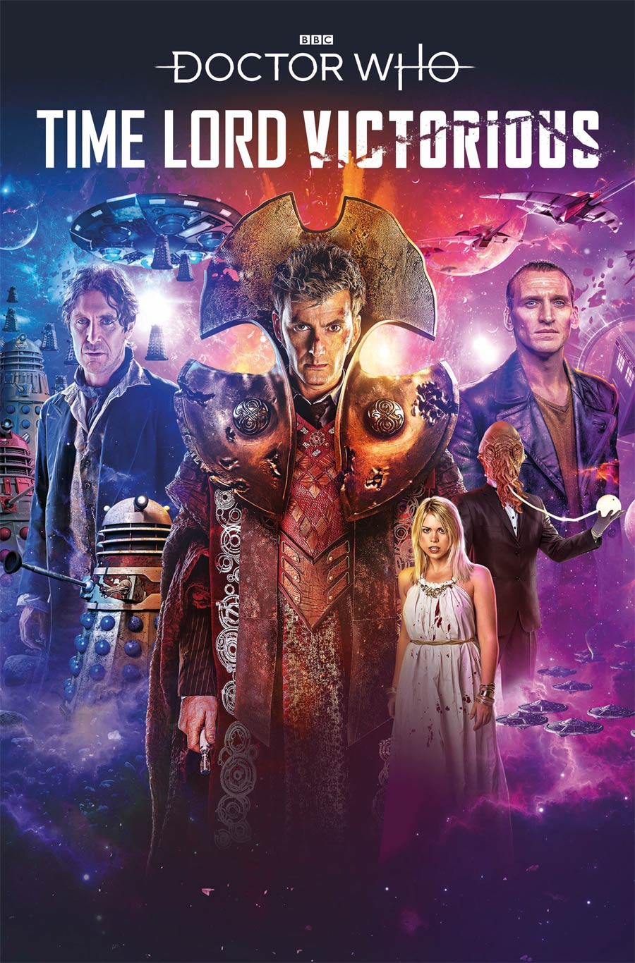 Doctor Who: Time Lord Victorious #1 (2020)