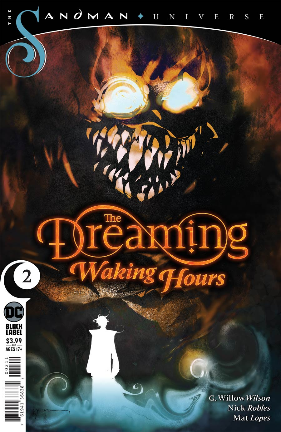 Dreaming Waking Hours #2 (2020)