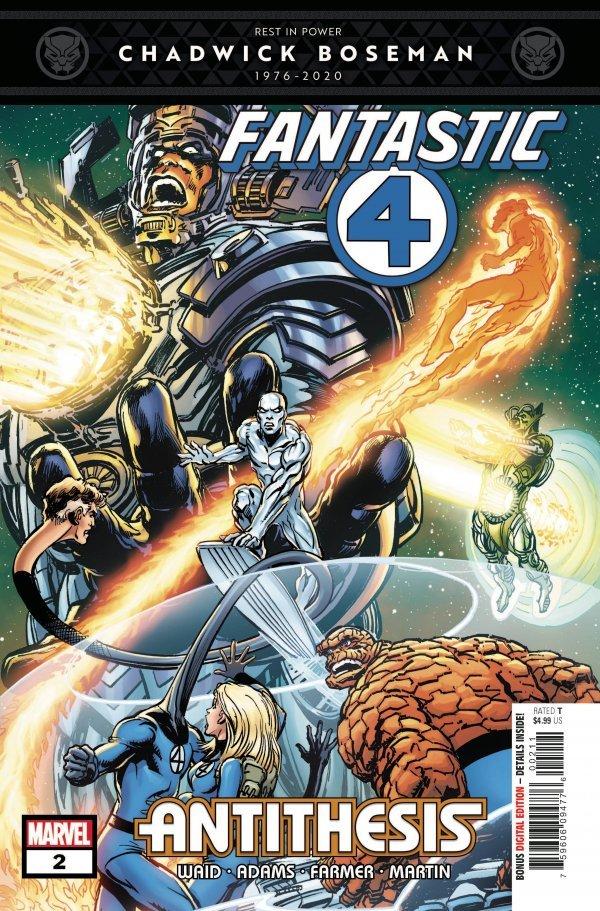 Fantastic Four: Antithesis #2 (2020)