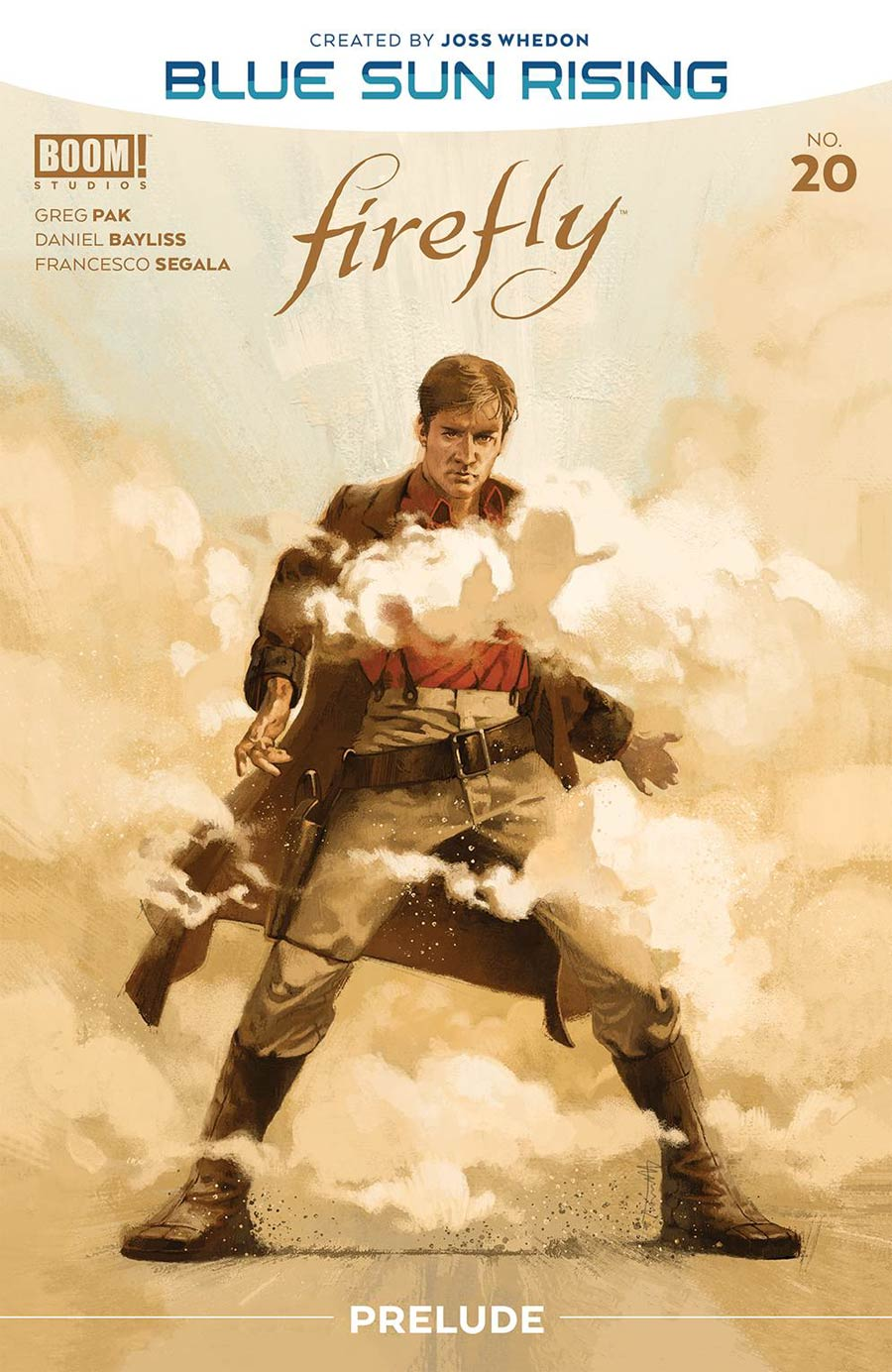 Firefly #20 (2020)