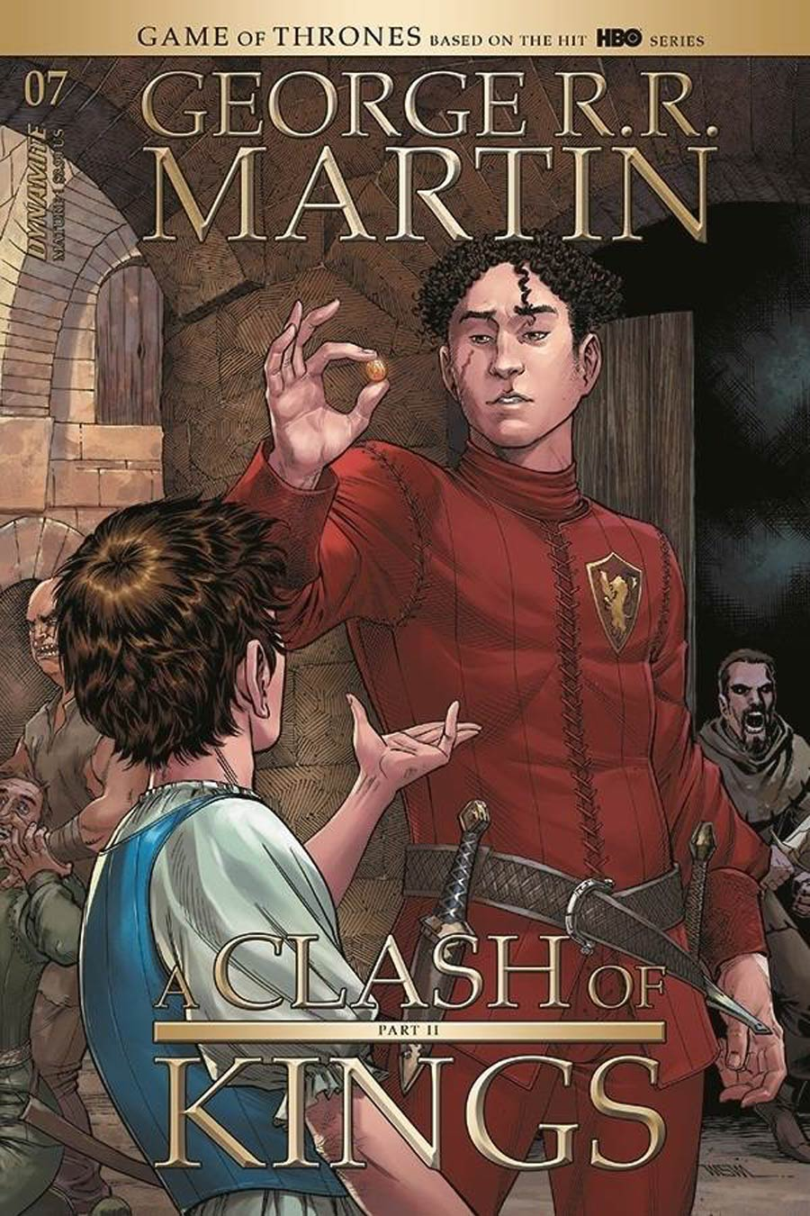 George RR Martin's A Clash Of Kings #7 (2020)
