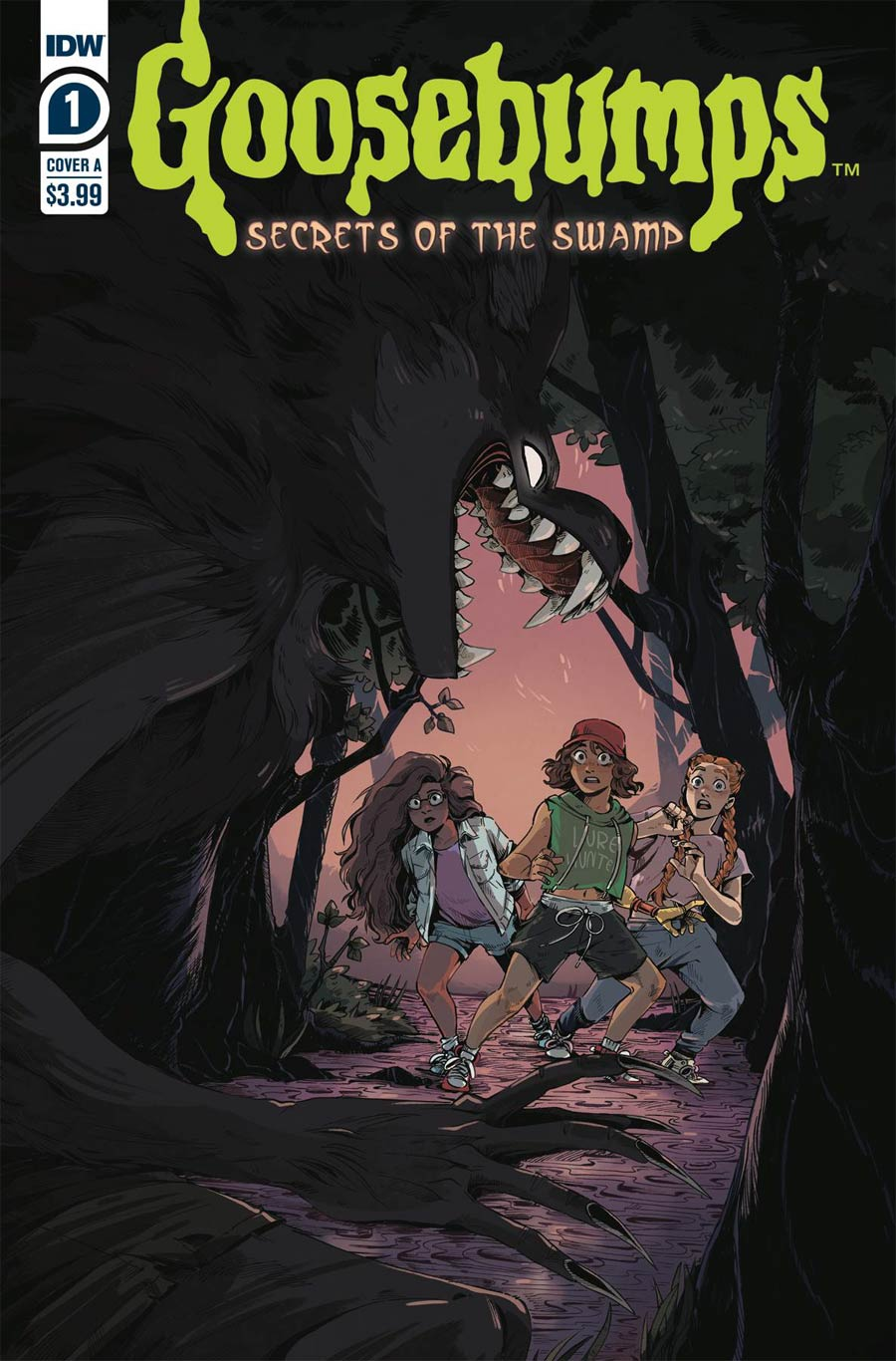 Goosebumps: Secret Of The Swamp #1 (2020)