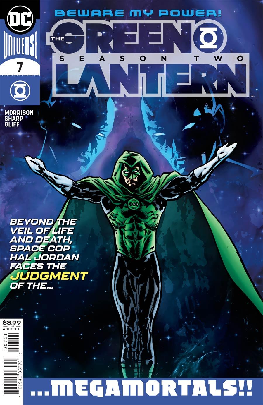 Green Lantern Season 2 #7 (2020)