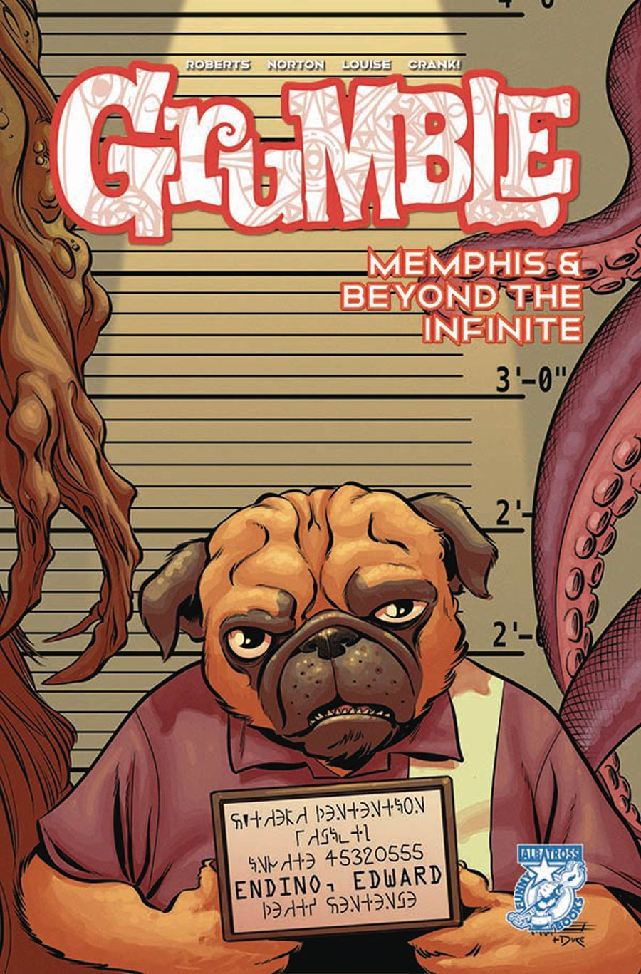Grumble Memphis & Beyond The Infinite #3 (2020)