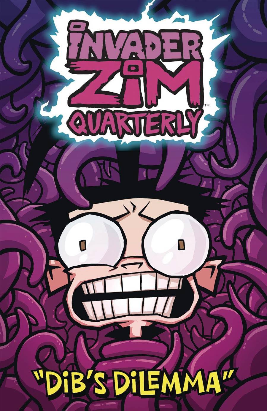 Invader Zim Quarterly #2