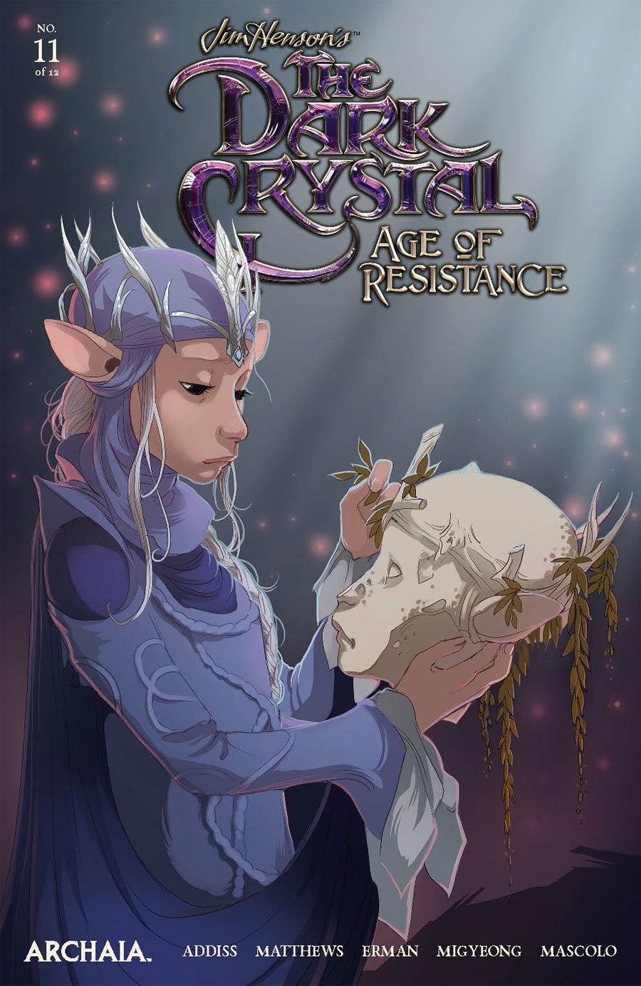 Jim Henson's The Dark Crystal: Age Of Resistance #11 (2020)