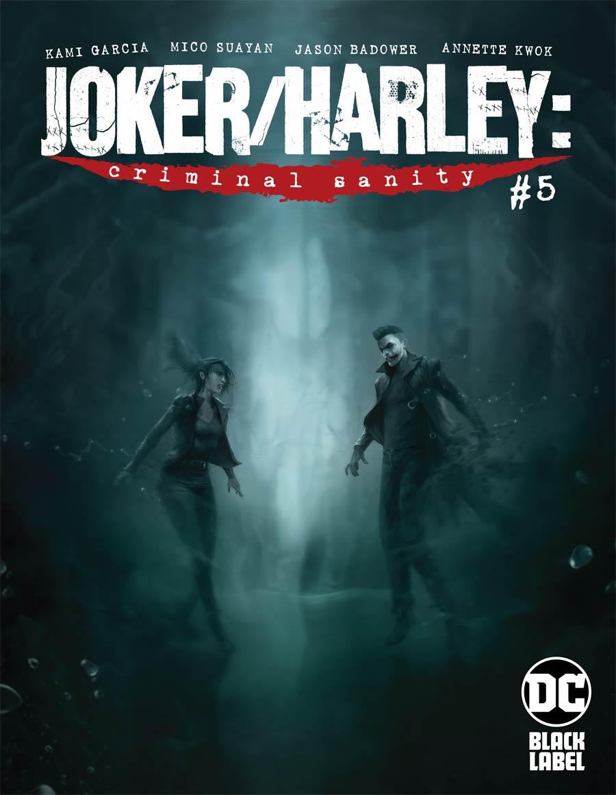 Joker/Harley: Criminal Sanity #5 (2020)