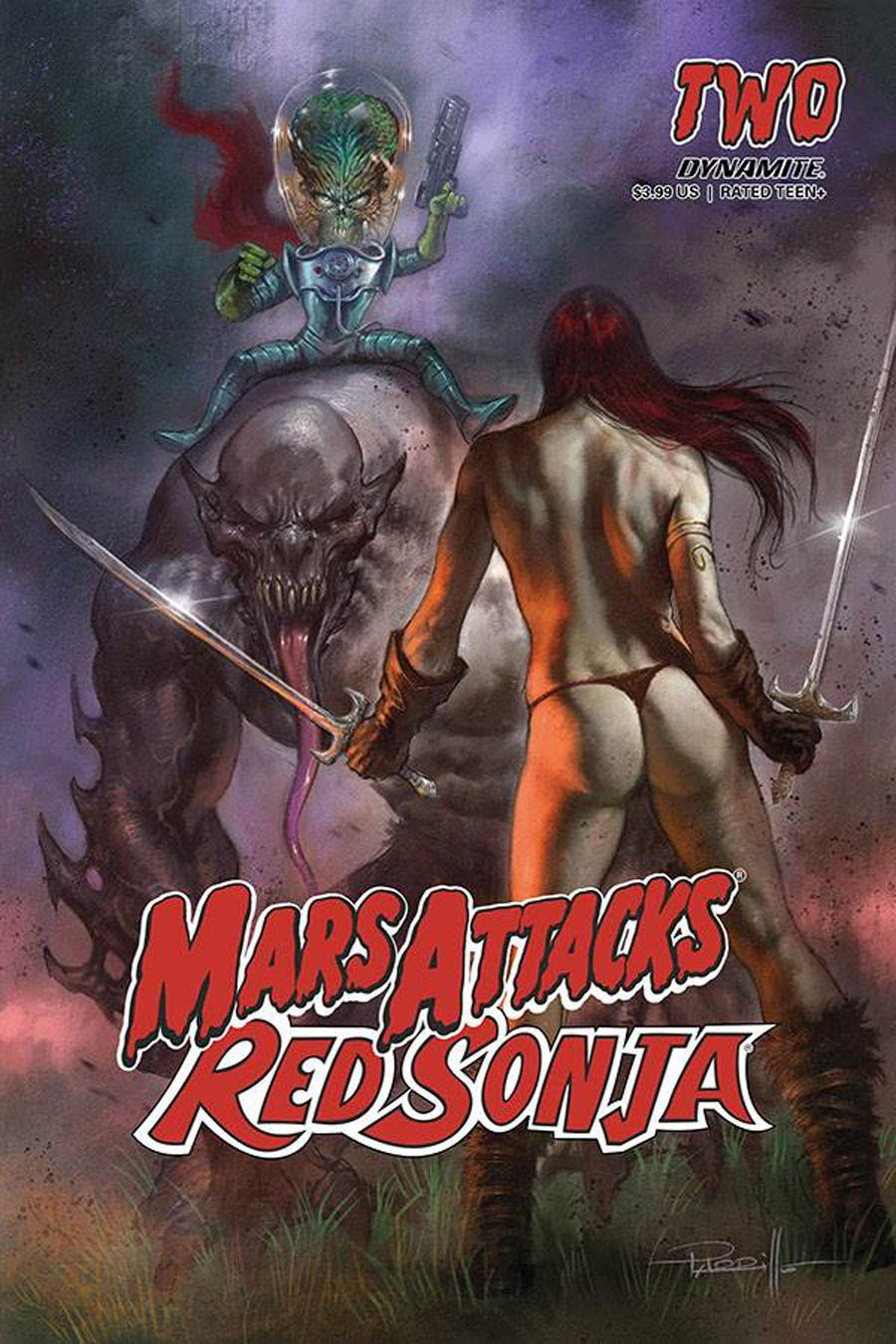 Mars Attacks Red Sonja #2 (2020)