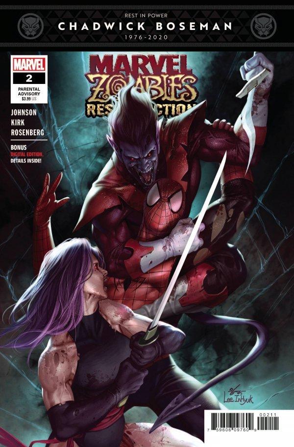 Marvel Zombies: Resurrection #2 (2020)