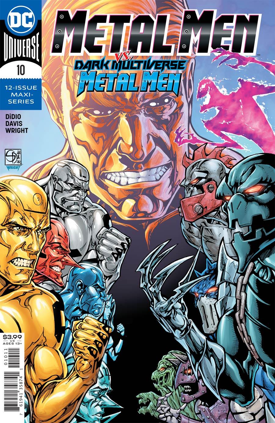 Metal Men #10 (2020)