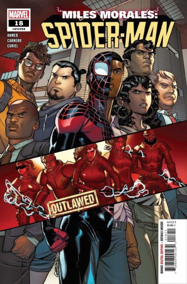 Miles Morales: Spider-Man #18 (2020)