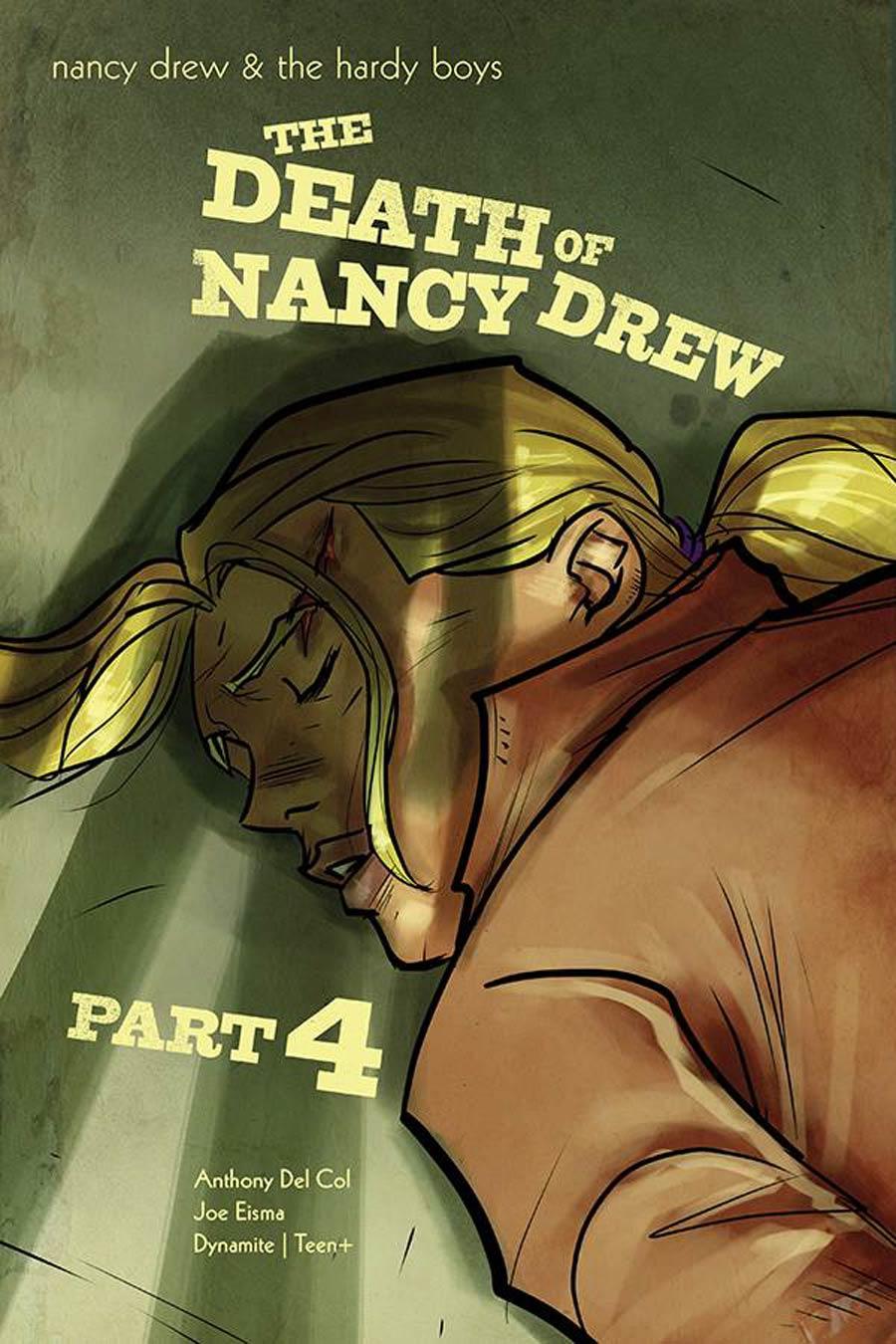 Nancy Drew & The Hardy Boys: The Death Of Nancy Drew #4 (2020)