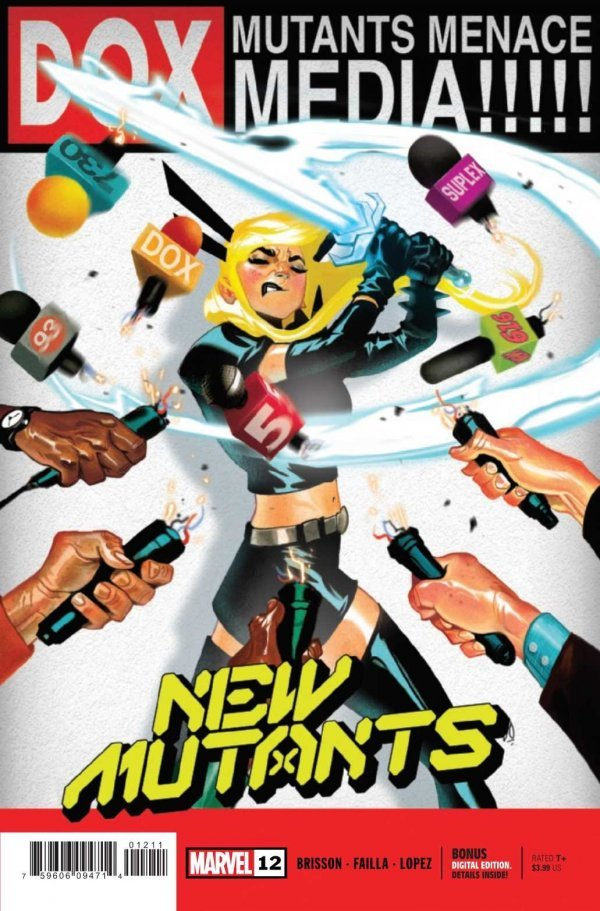 New Mutants #12 (2020)