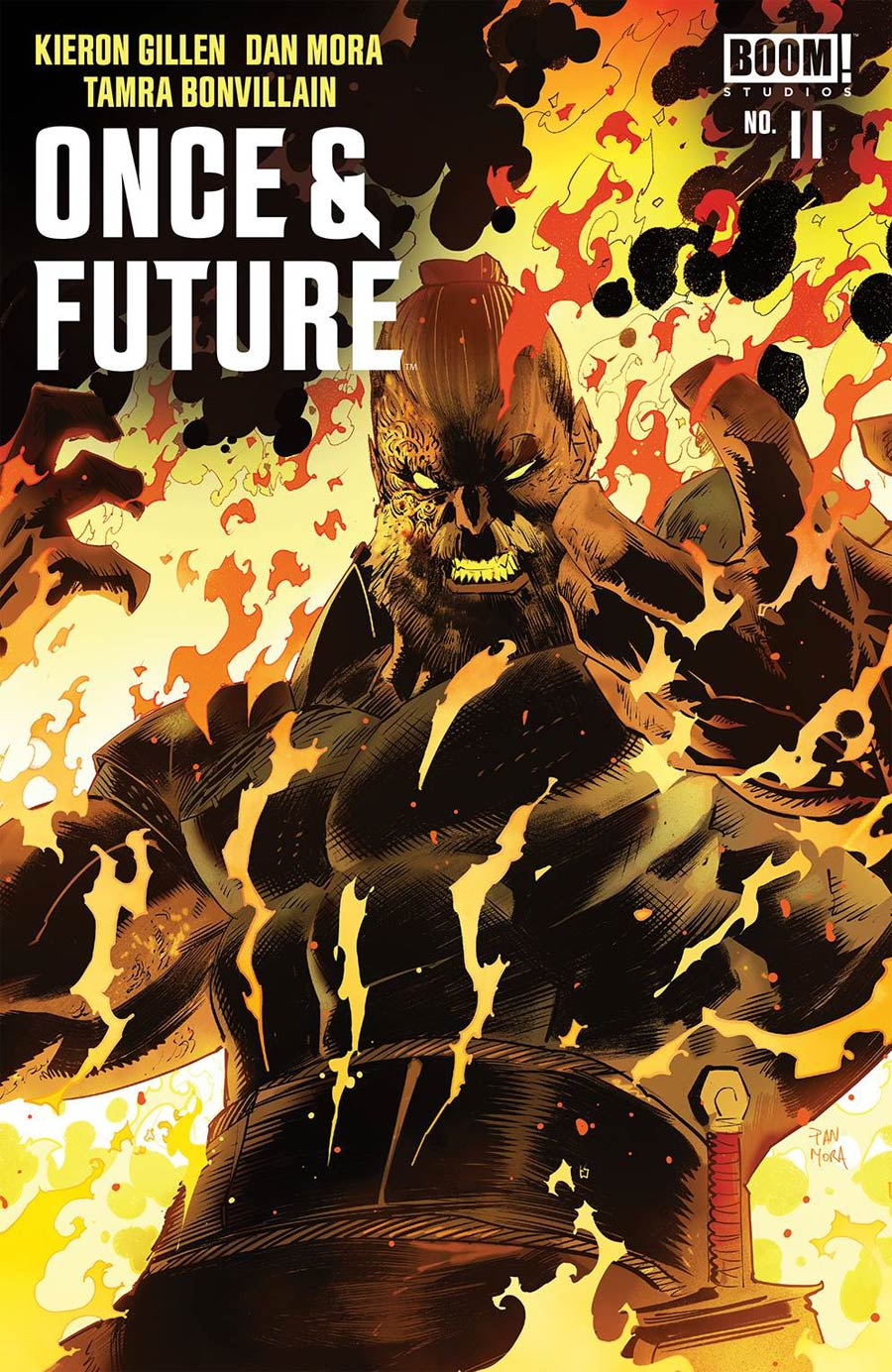 Once & Future #11 (2020)