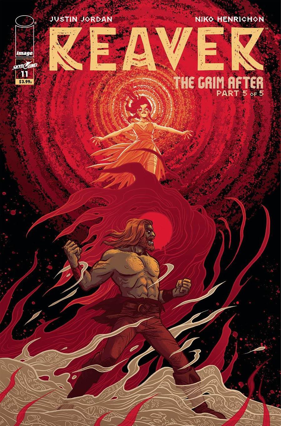 Reaver #11 (2020)