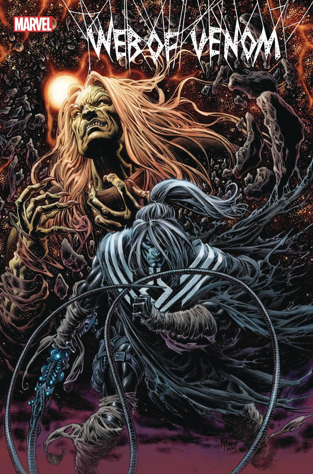 Web Of Venom: Wraith #1 (2020)