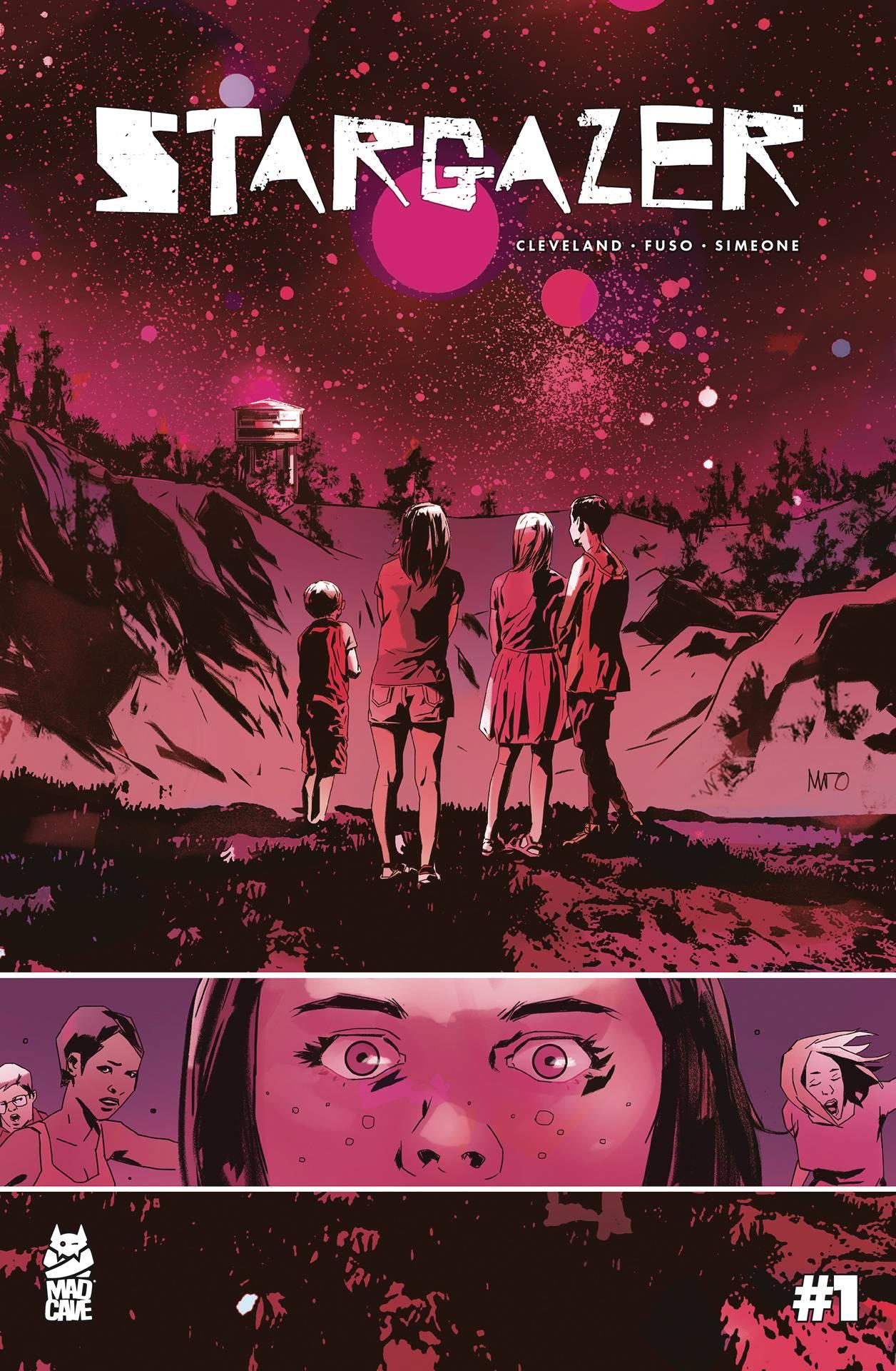 Stargazer #1 (2020)