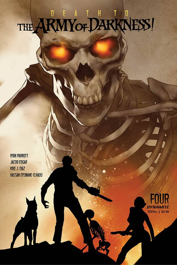Death to the Army Of Darkness #4 (2020)