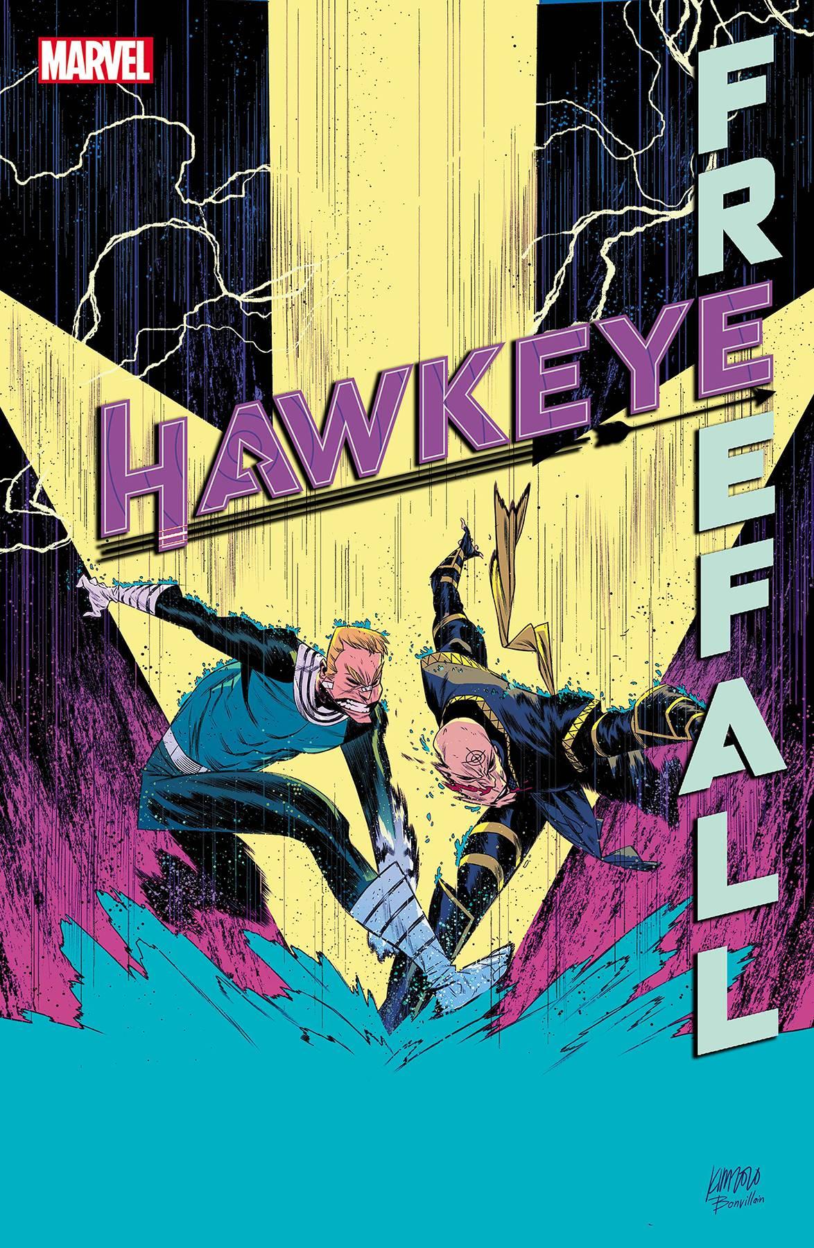 Hawkeye: Freefall #6 (2020)