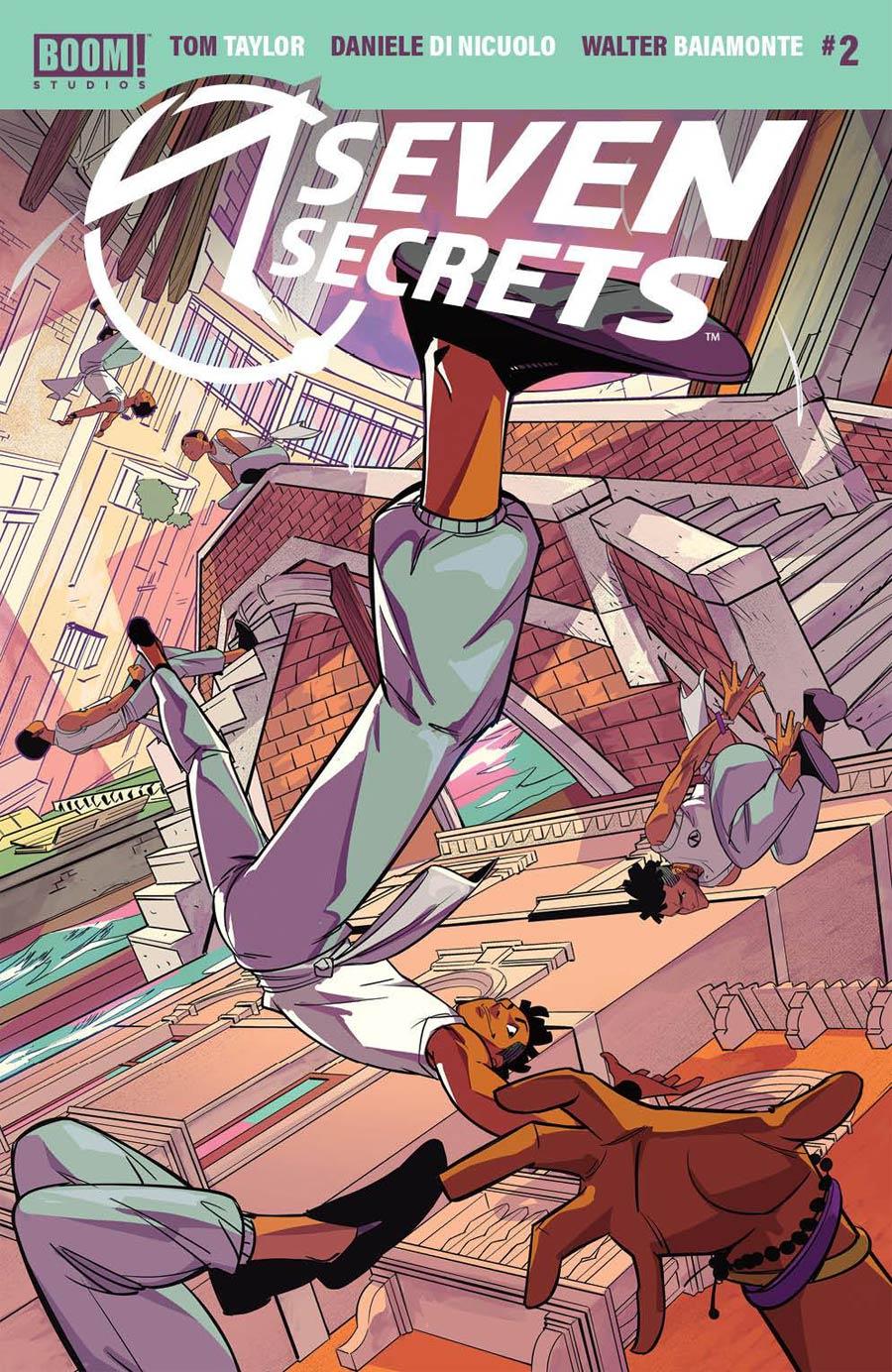 Seven Secrets #2 (2020)