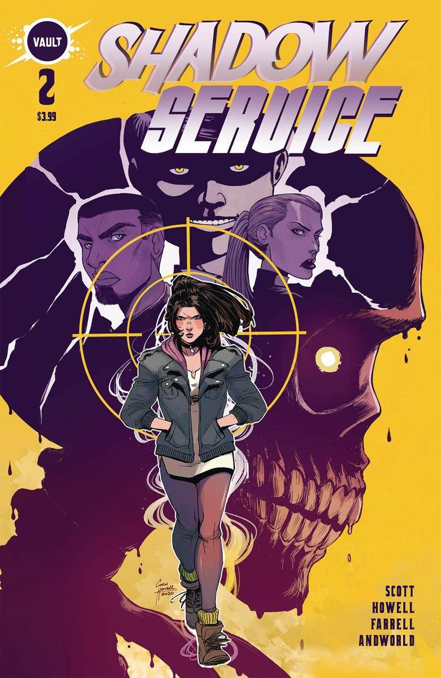 Shadow Service #2 (2020)