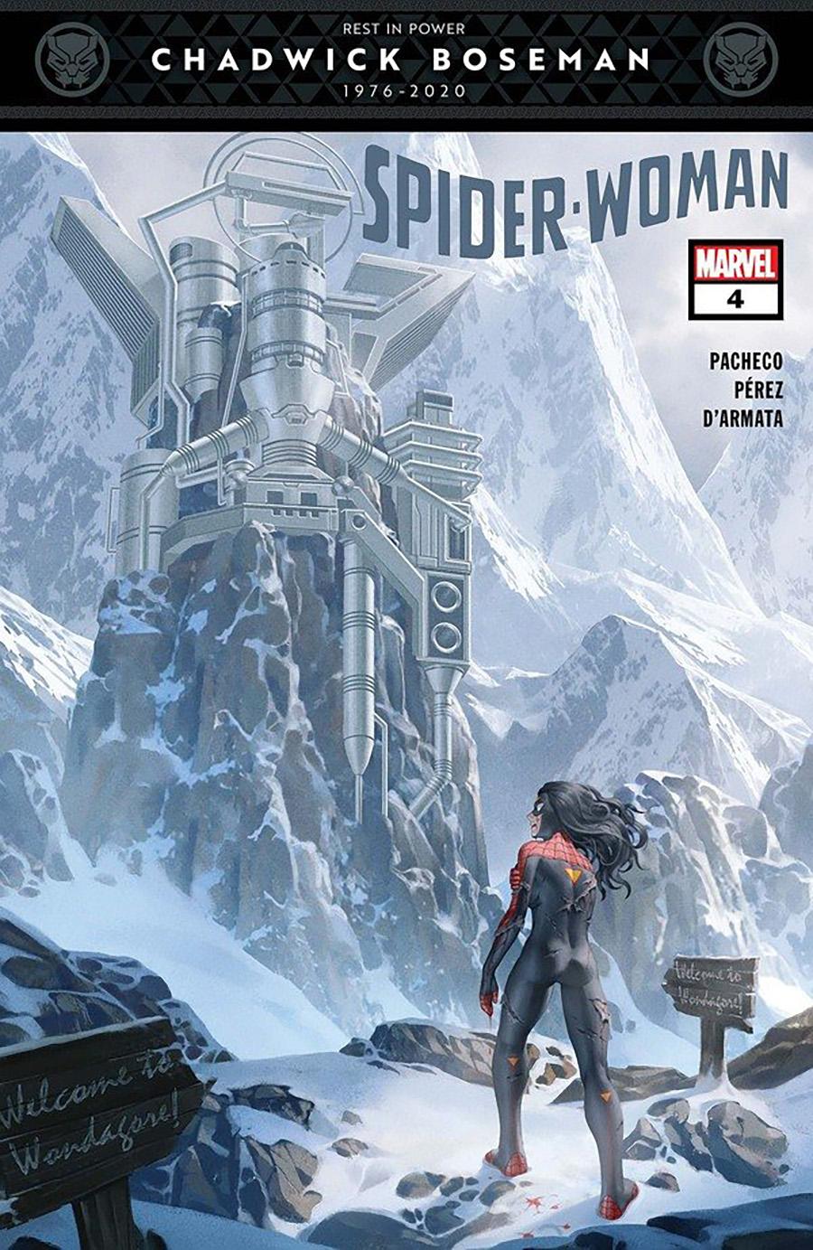 Spider-Woman #4 (2020)