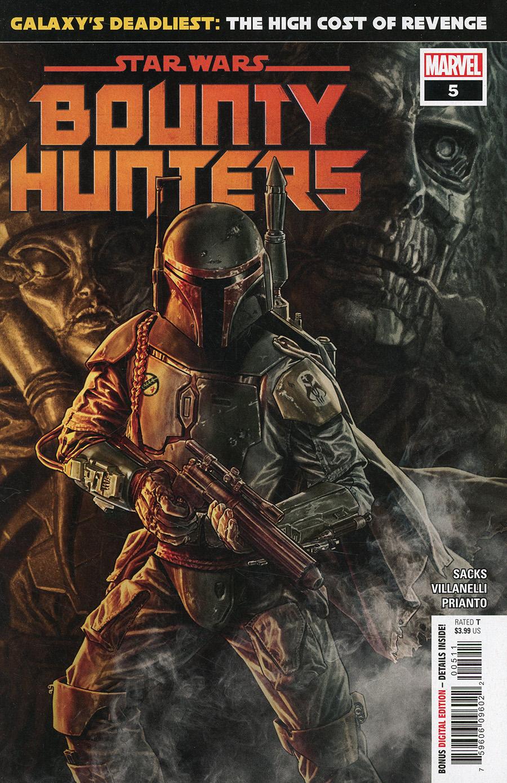 Star Wars: Bounty Hunters #5 (2020)