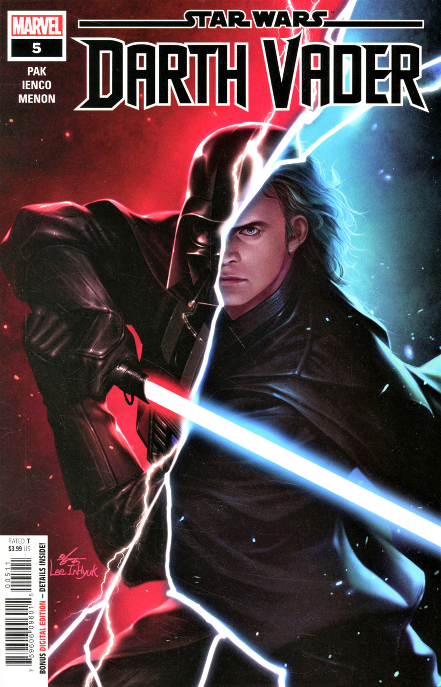 Star Wars: Darth Vader #5 (2020)
